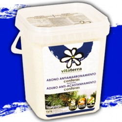 ABONO ANTI- AMARRONAMIENTO PARA CONÍFERAS  1kg