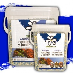 ABONO ROSAL Y JARDIN 1kg