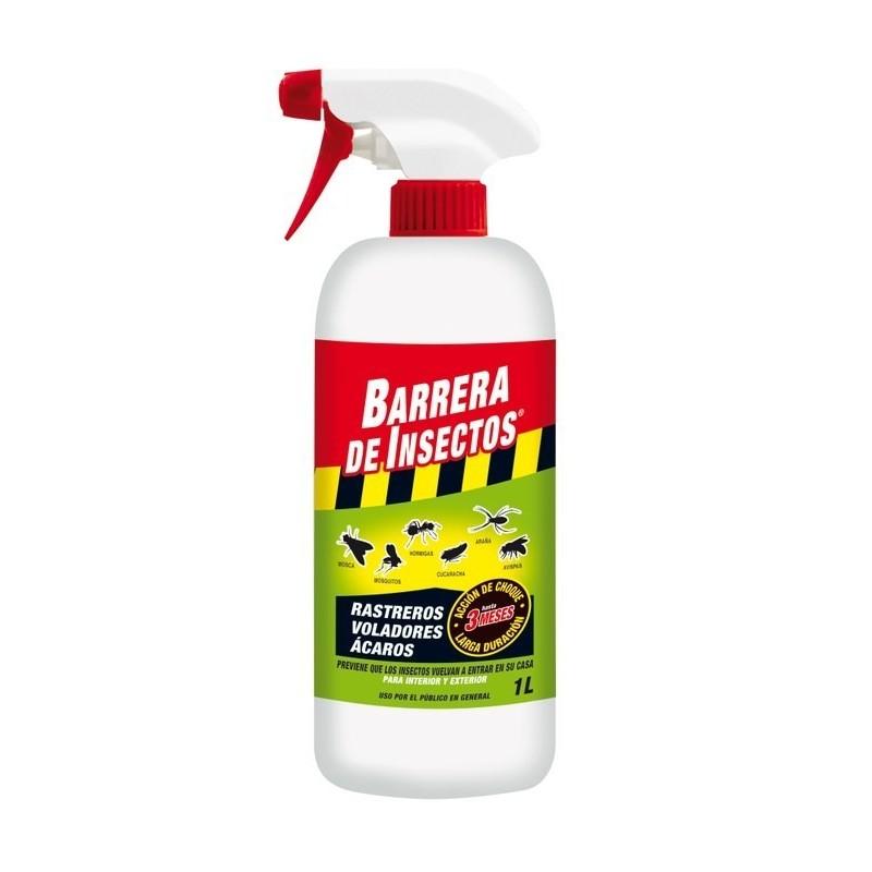 Anti Insectos Rastreros y Voladores - Barrera de Insectos COMPO 1L