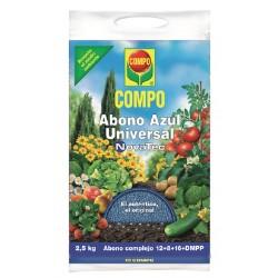 ABONO AZUL UNIVERSAL COMPO...