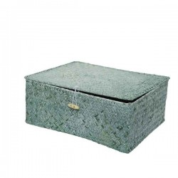 SEAGRASS STORAGE BOX, Mint...