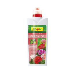 LIQUID FERTILIZER GERANIUMS...