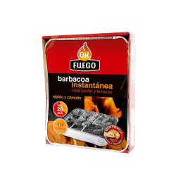 INSTANT BARBECUE 1 ONLY USE