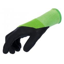 9/M bamboo fiber gloves