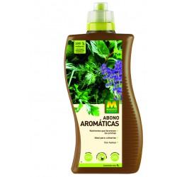 ABONO PLANTAS AROMATICAS...