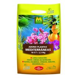 ABONO PLANTAS MEDITERRANEAS...