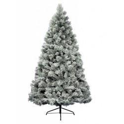 CHRISTMAS TREE SNOWY 210CM...