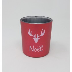 RED DEER GLASS - H8XD7CM - M1