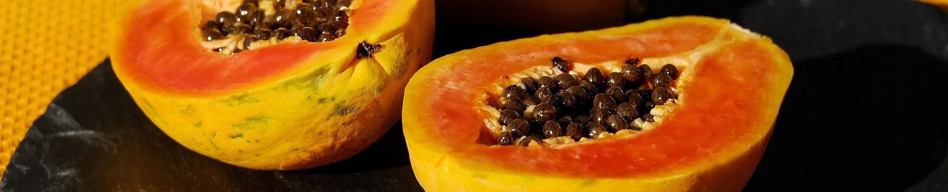 Frutales Tropicales y Subtropicales - Frutos tropicales